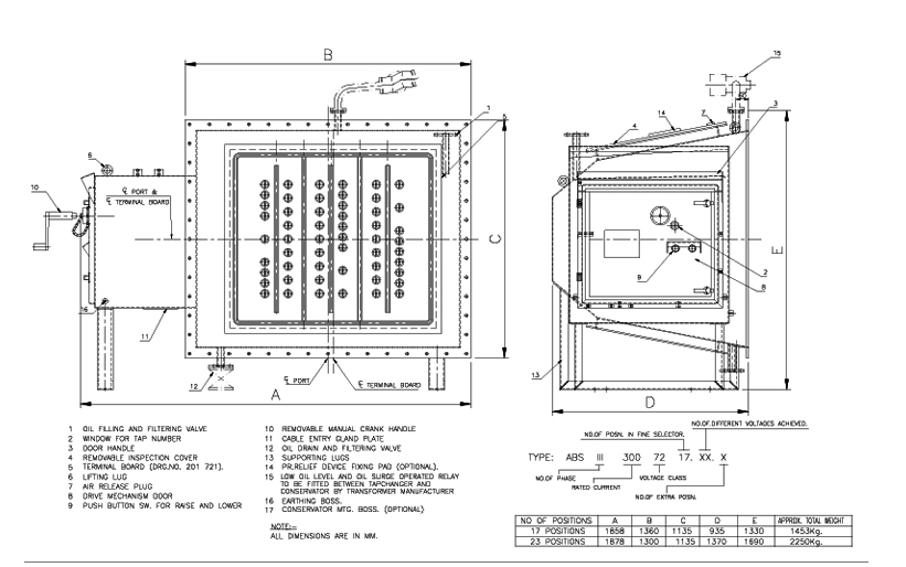 On Load Gears Rtcc Panel Wiring Diagram on grounding diagram, assembly diagram, panel wiring icon, troubleshooting diagram, electricians diagram, rslogix diagram, installation diagram, plc diagram, instrumentation diagram, solar panels diagram, telecommunications diagram, drilling diagram,